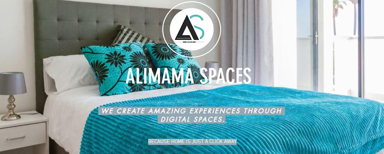 alimama spaces logo